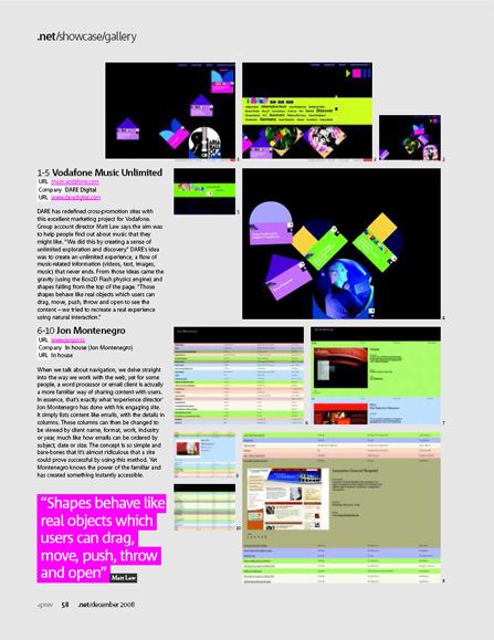 Jon Montenegro Practical Webdesign Magazine