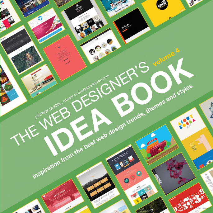 jon montenegro web designers idea book vol4